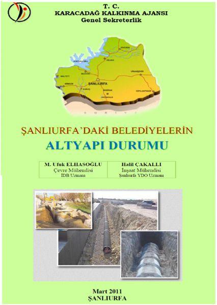 Şanlıurfa'daki Belediyelerin Altyapı Durumu