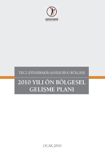 Karacadağ Kalkınma Ajansı 2010 Yılı ÖBGP