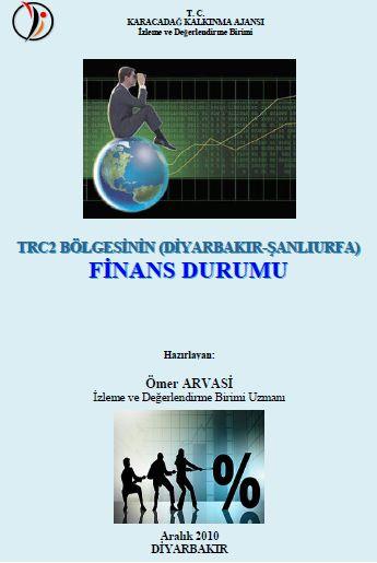 TRC2 Bölgesel Finans Durumu, Ö.Arvasi