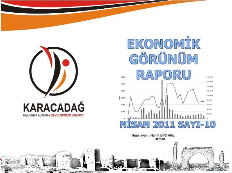 Ekonomik Görünüm Raporu Nisan 2011 Sayı-10