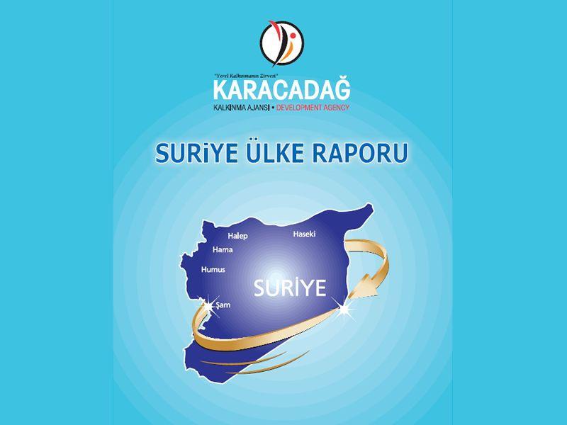 Suriye Ülke Raporu