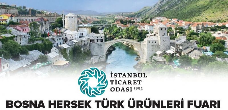 Bosna Hersek - 6. Türk Ürünleri Fuarı 14-17 Mayıs 2015 tarihleri arasında düzenleniyor...