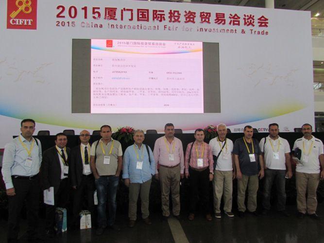 Diyarbakır ve Şanlıurfa OSB Yönetimleri Çin ve Hong Kong'da Yatırım Ortamını İncelediler