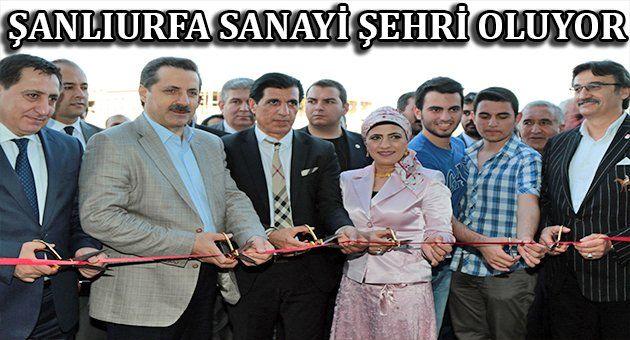 Rubenis İplik Fabrikası Şanlıurfa'da Faaliyete Başladı !!!