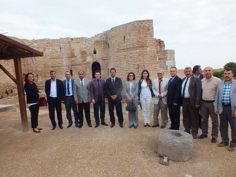 Turizm Platformu Harran'da Toplandı !!!