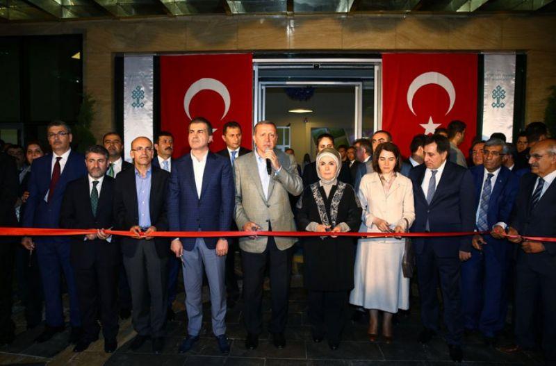 Türkiye'nin En Büyük Müzesi Urfa'da Açıldı