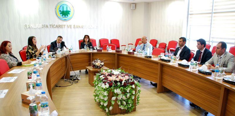 TUYUP Projesi Bilgilendirme Toplantısı yapıldı...