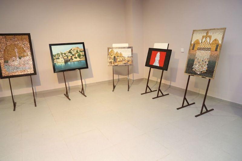 Uluslararası Şanlıurfa Mozaik Çalıştayı ve Yarışması Gerçekleştirildi.